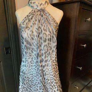 Cache 100% silk dress